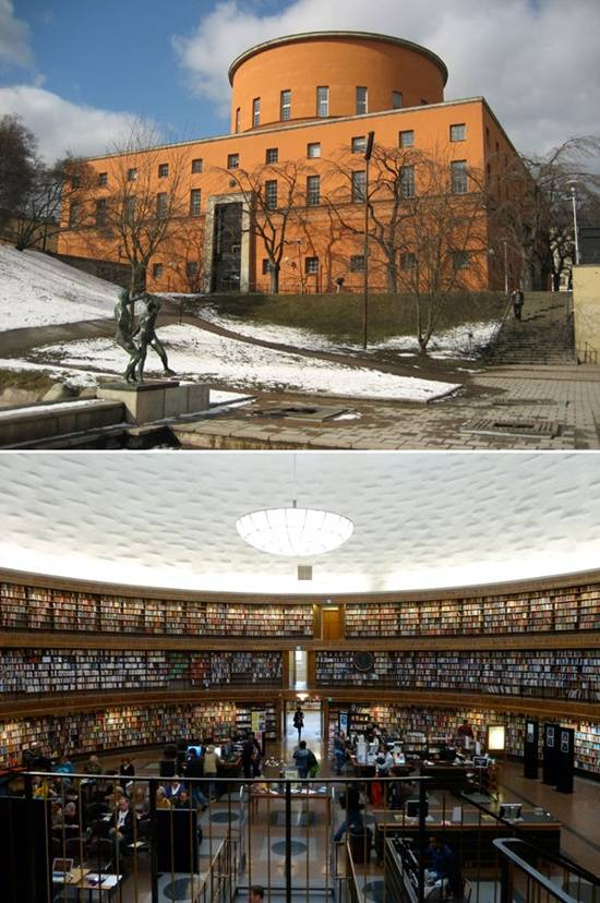 Stockholm-Public-Library