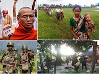 "Muslim Rohingya Kembali Dianiaya dan Dibantai: ""Tolong Selamatkan Kami!"""