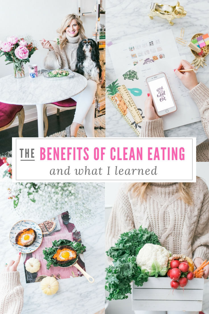 Bijuleni - The Benefits of Clean Eating and What I Learned