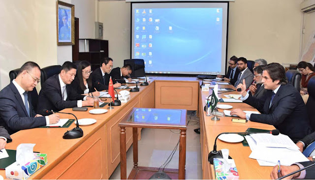 Pak-China FoA on agriculture to be finalised during PM's visit: envoy.