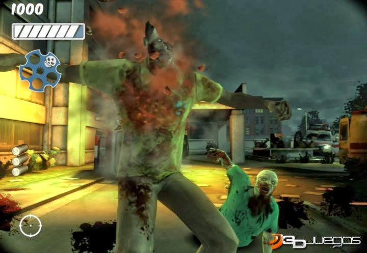 he house of the dead overkill wii 4 - The House of the Dead: Overkill [Wii] [PAL] [Español] [CZ]