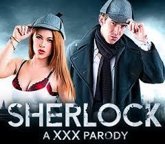 Sherlock Holmes XXX Parody