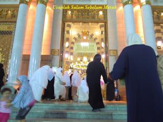 Keajaiban Mengucap Salam di Masjid dan Dirumah