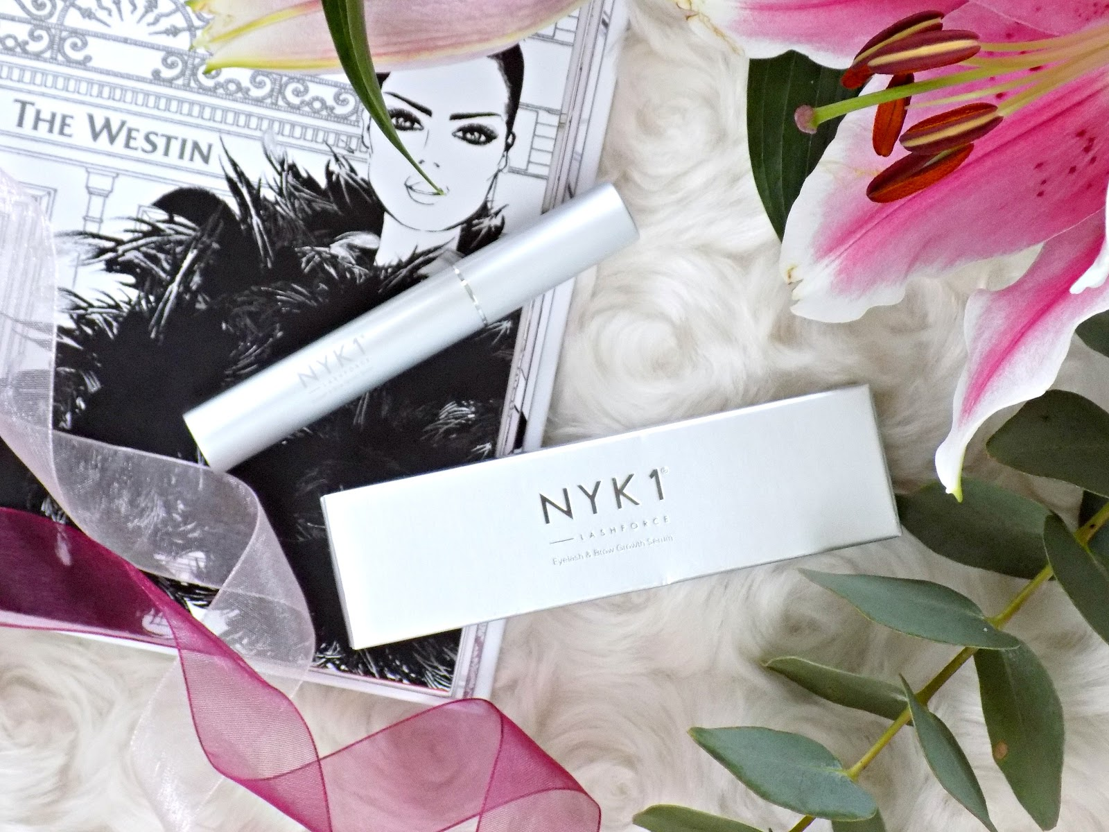 NYK1 Lash force Eyelash Serum