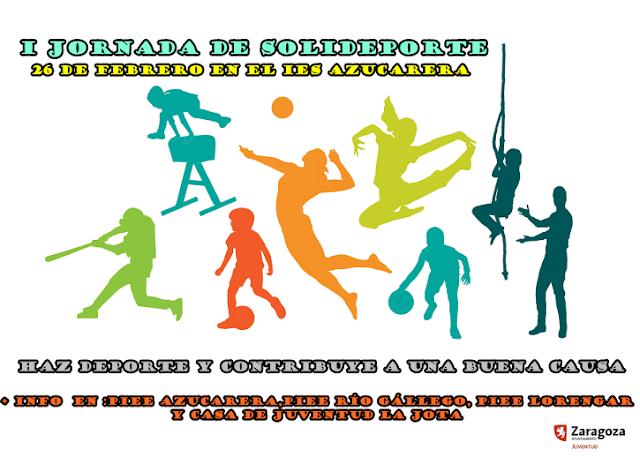 SOLIDEPORTE (Jornada de deporte solidario)