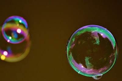 The government purports to want to prevent financial bubbles, but it seems it is a cause of them.