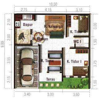 Rumah Dijual Gamping Yogyakarta, Rumah di Banyuraden Dekat UPY 1