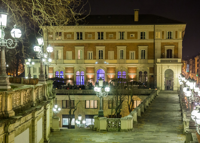 I Portici Hotel Bologna Italy 4 Star