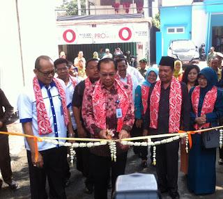 Kepala BKKBN Resmikan Kampung KB Randegan