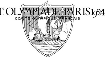 Paris 1924 Olympic Logo