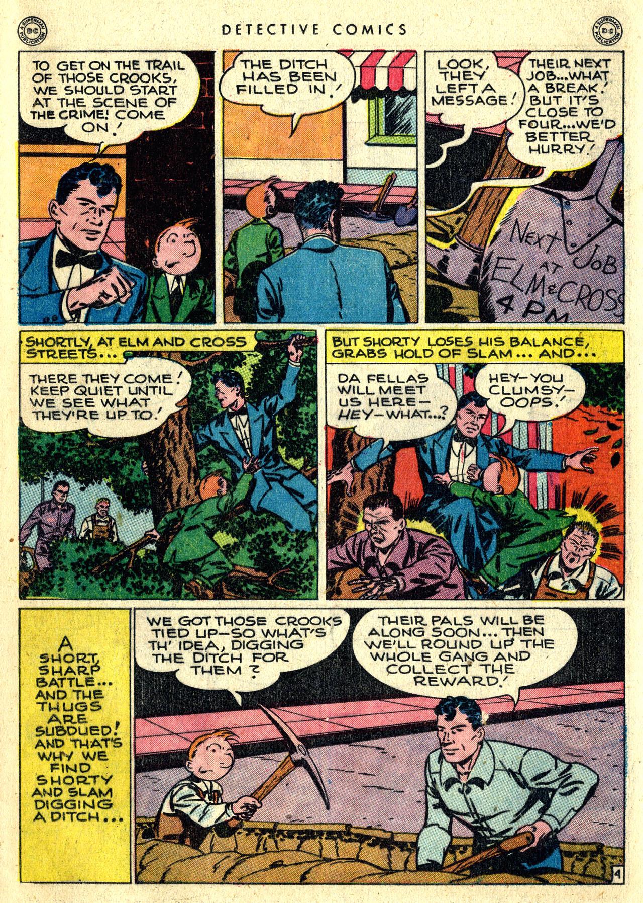 Read online Detective Comics (1937) comic -  Issue #119 - 19