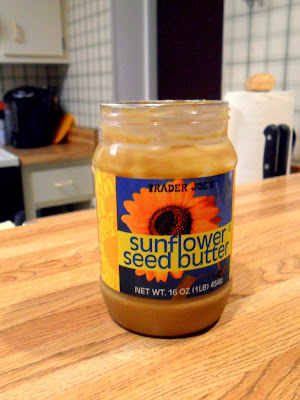 Trader Joe's Sunflower Seed Butter