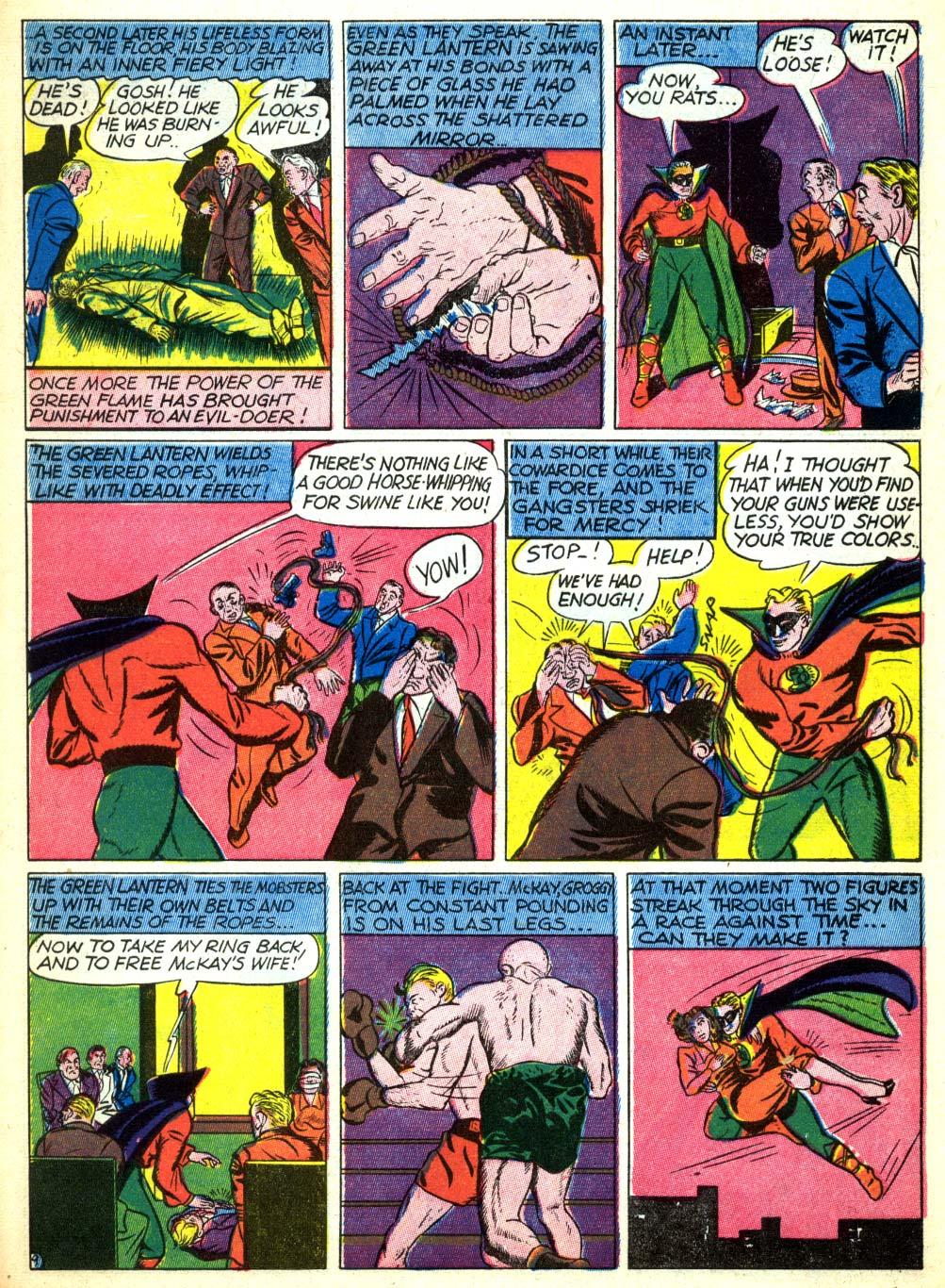 Read online All-American Comics (1939) comic -  Issue #22 - 11
