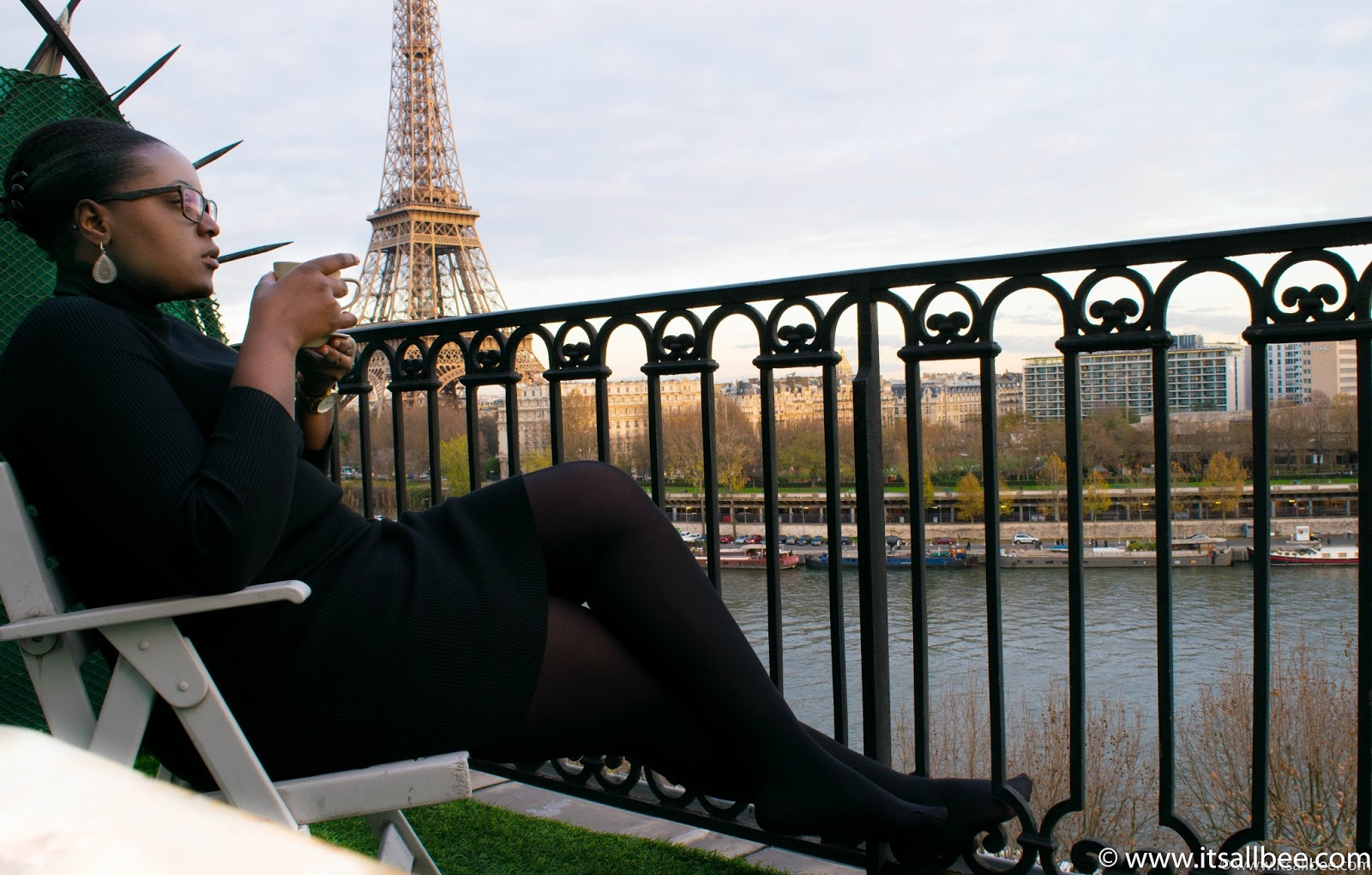 My Paris Apartment   View of Eiffel Tower   Paris balconies
