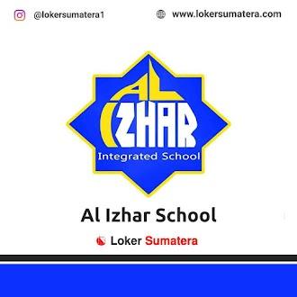 Lowongan Kerja Pekanbaru, Al Izhar School Juni 2021