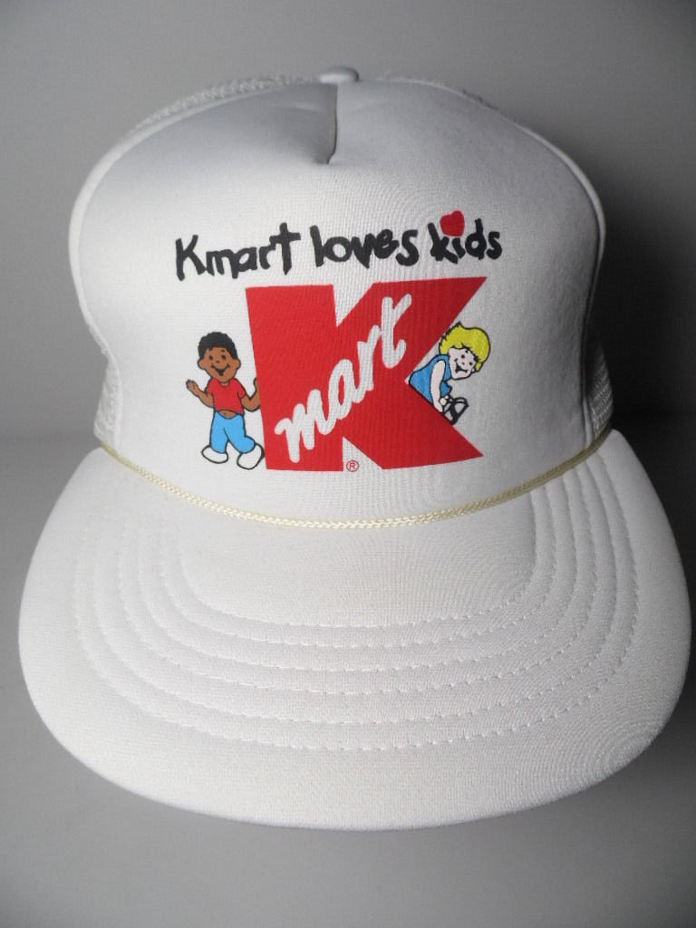 e74d25d81 Trip to the Mall: FIND: Multiple Vintage Kmart Novelty Hats