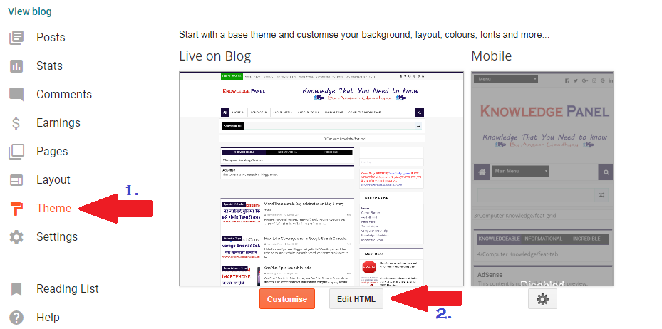 How to protect your blog Contents?