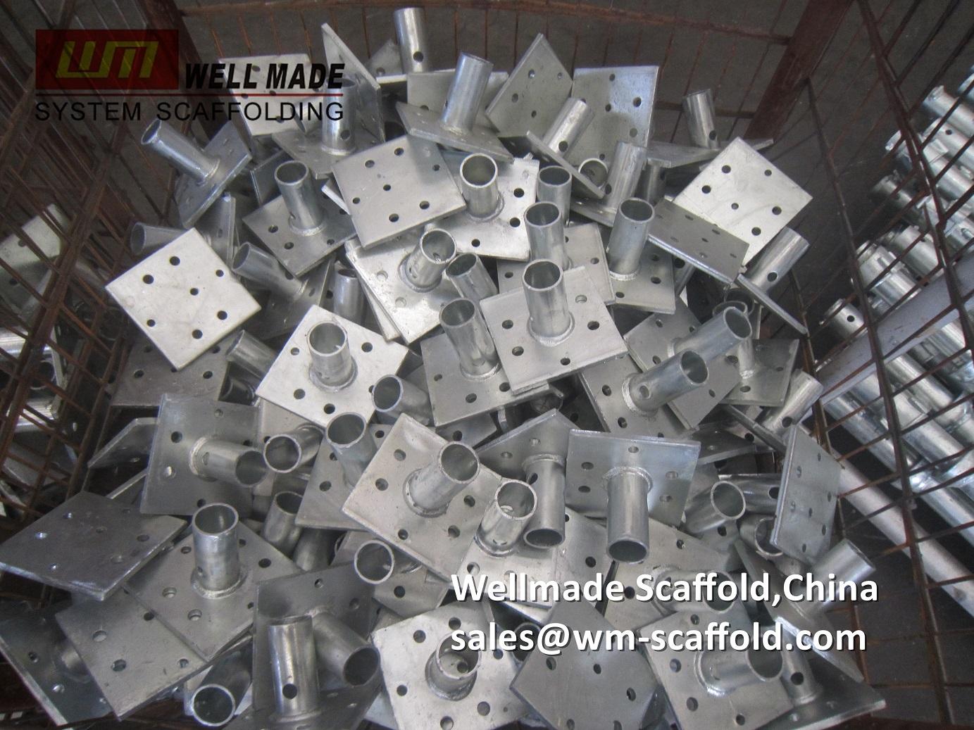 SGB Scaffolding Cuplock System Components Galvanized Socket