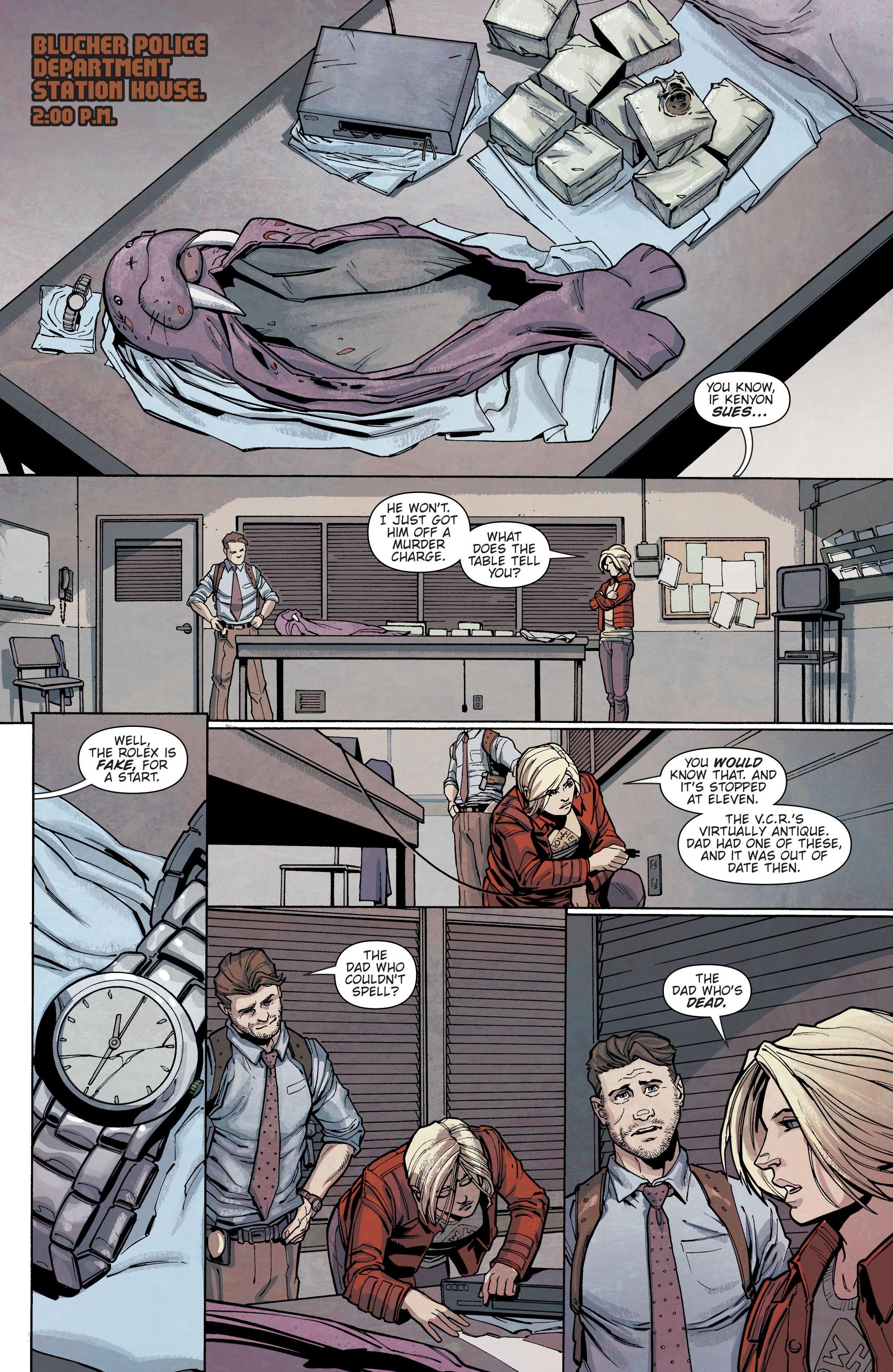 Read online Slash & Burn comic -  Issue #2 - 13