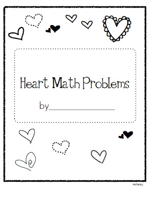 Joyful Learning In KC: Valentine Story Math Problems