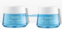 Logo Vichy : richiedi gratis campione omaggio Aqualia Thermal Crema Leggera
