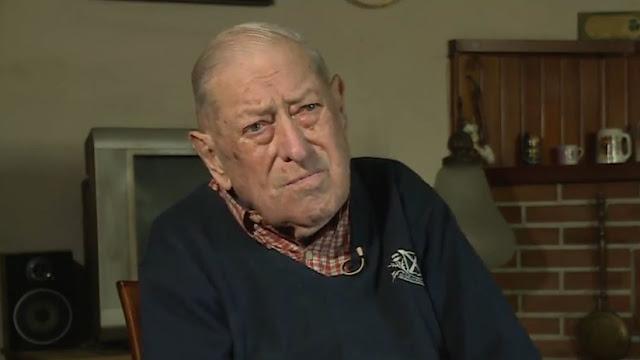"""El argentino que se sumó a la fuerza aérea británica contra los nazis: """"Íbamos a bombardear un centro ferroviario"""""""