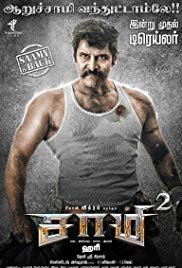 Nonton Film India Saamy² (2018)