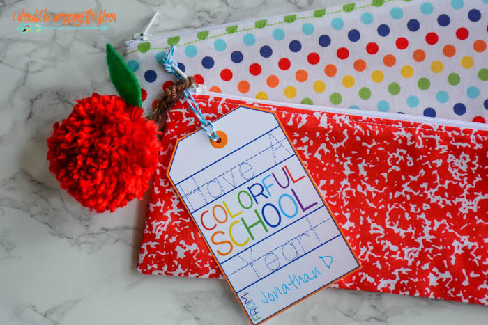 Teacher Gifts to Sew