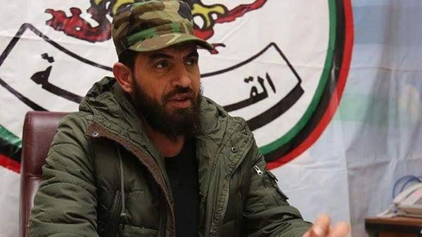 من هو الورفلي الذي قام بتسليم نفسة إلى الشرطة العسكرية التابعة للقيادة العامة للجيش