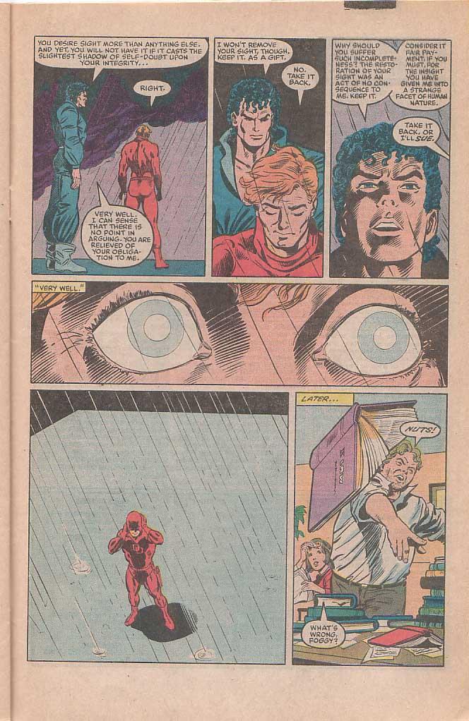 Daredevil (1964) 223 Page 20
