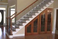 Ideas para ahorrar espacio debajo de la escalera bodega