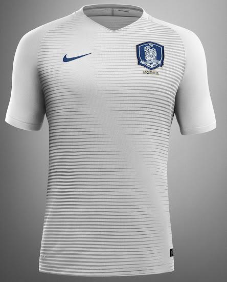 7f7c1d7d5 South Korea 2016 Olympics Kit Revealed - Footy Headlines