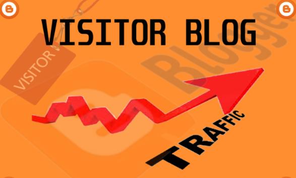 Cara Menambah Visitor Pada Blog