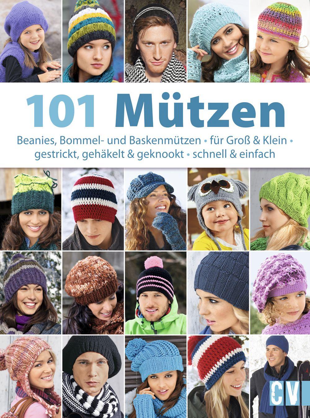 101 Mützen Stricken Es Geht Wieder Los