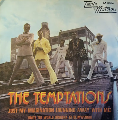 """The Number Ones: The Temptations' """"Just My Imagination (Running Away With Me)"""""""