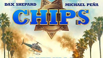 Película CHIPS Patrulla motorizada recargada
