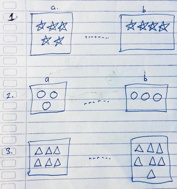 Soal dan bahasan perbandingan bilangan - matematika kelas 2 SD
