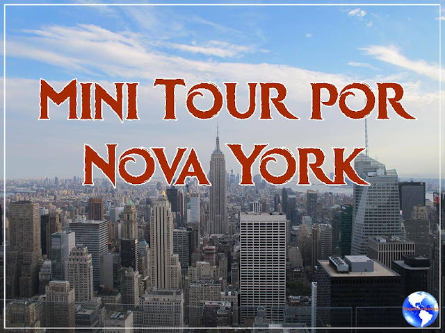 Vídeo: Mini Tour por Nova York!