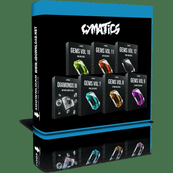 Cymatics - Ultimate Hip Hop Bundle