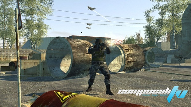 Chernobyl Commando PC Full