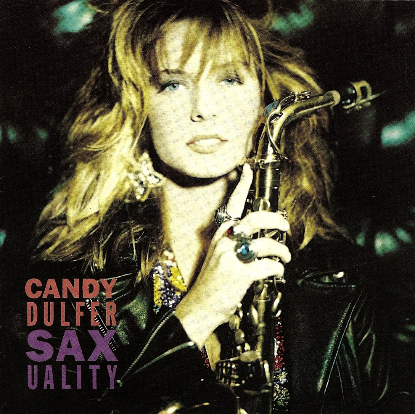 Vinyl Video Dave Stewart Candy Dulfer Lily Was Here
