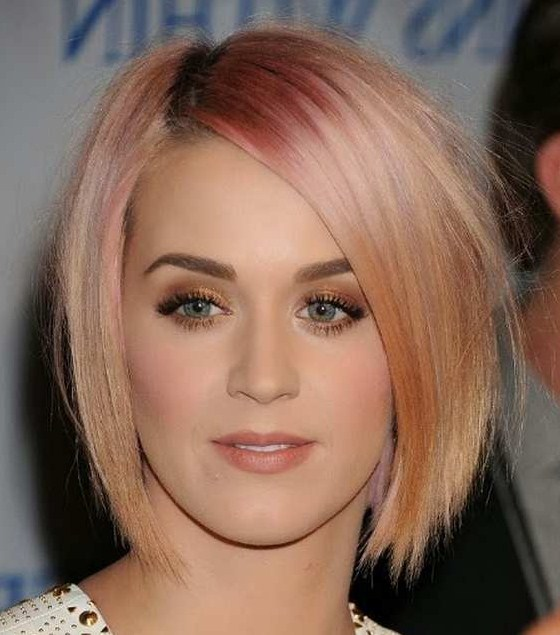 Short Hairstyles Ideas For Teenage Girls With Round Faces Female Spots