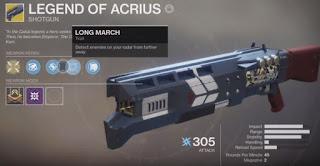 Destiny 2; Legend of Acrius; Unlock; Upgrade Guide;
