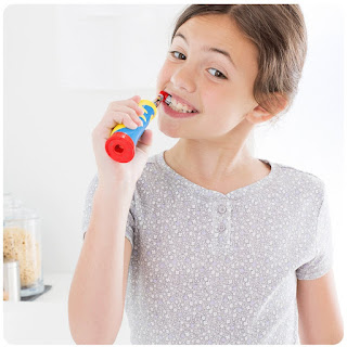 Oral B Stages Power Kids 3+ years, removes plaque without going to the dentist £12.99 – motif disney Brushing Fun! 25 March 2017 exp 23:59