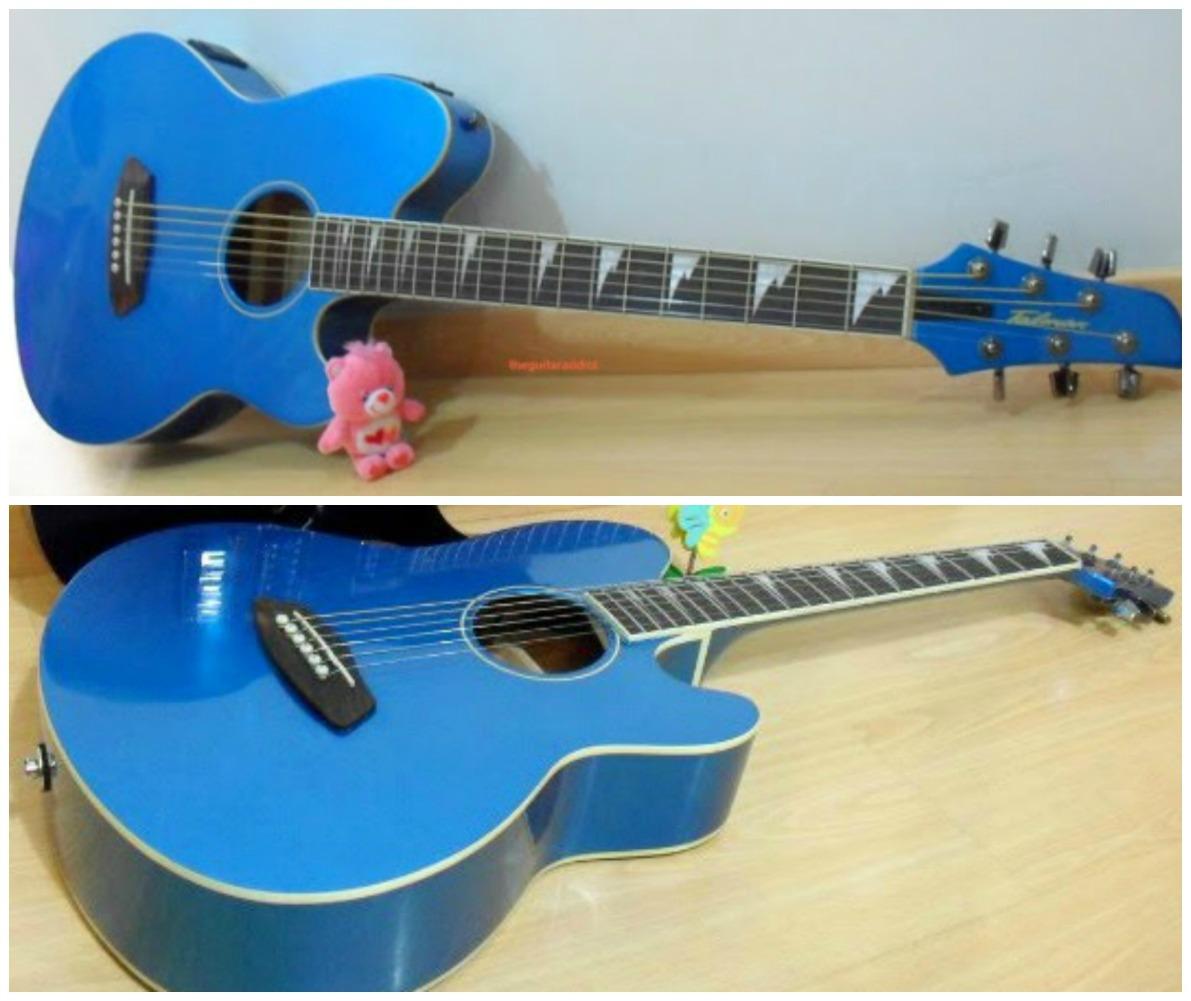 Theguitaraddict Selling Ibanez Talman Acoustic Sold