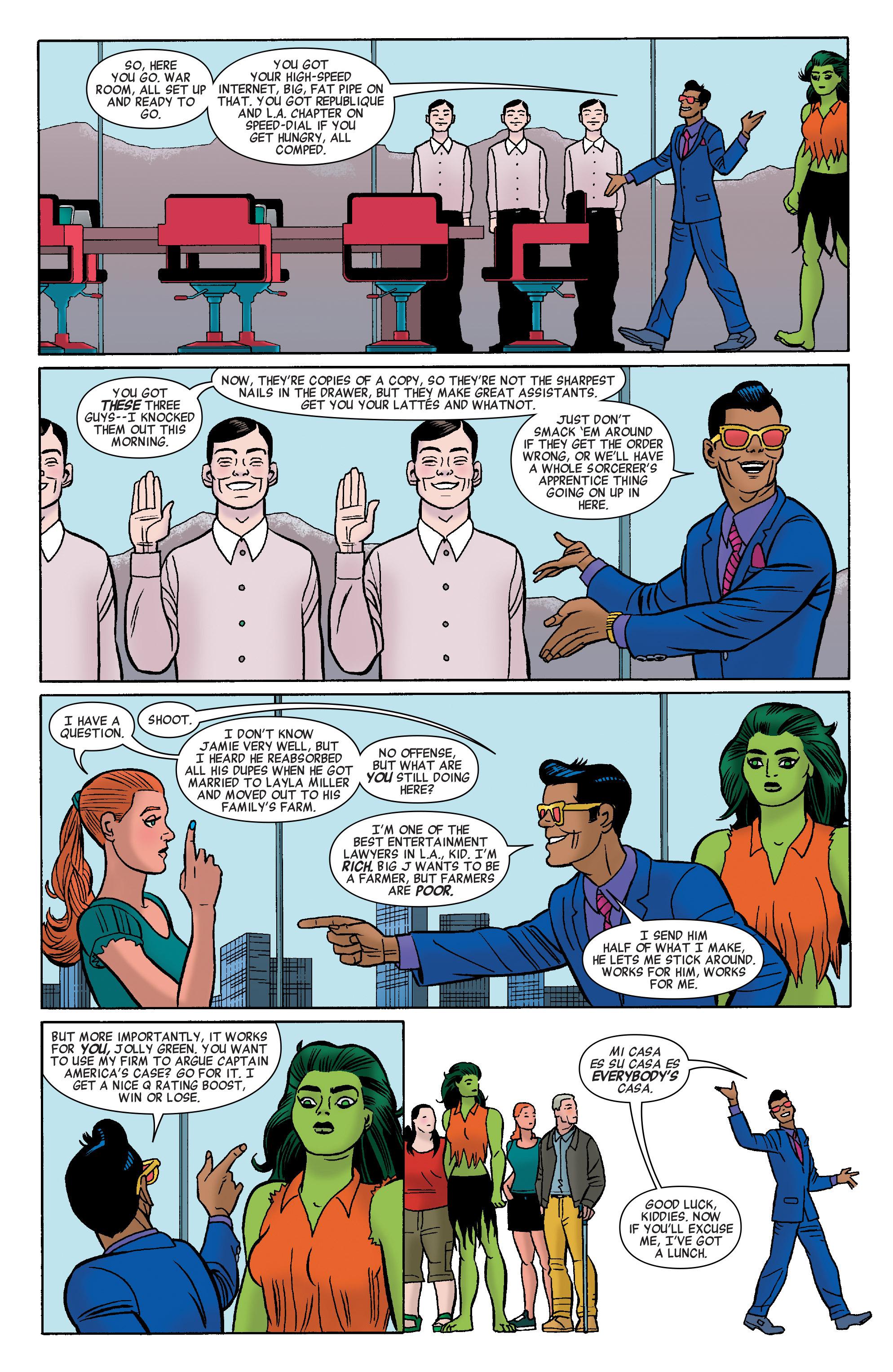 Read online She-Hulk (2014) comic -  Issue #8 - 18