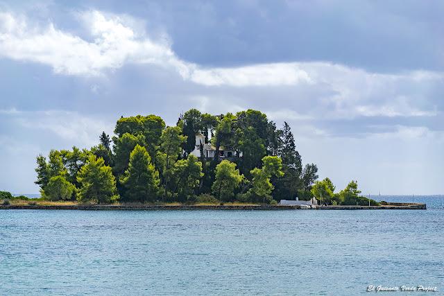 Pontikonisi - Corfu por El Guisante Verde Project