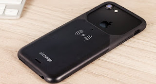 iphone wireless charging back cover