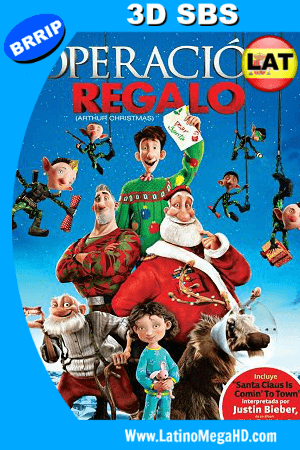 Operacion Regalo (2011) Latino Full 3D SBS 1080P ()