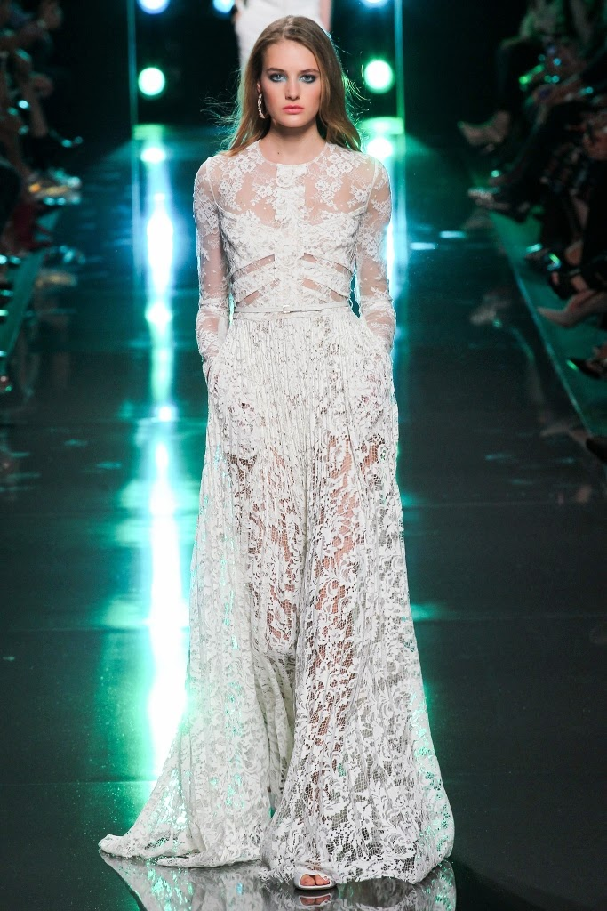 Nicola Loves The Collections Elie Saab Spring 2015